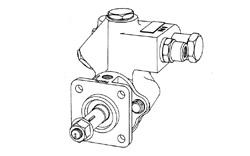 Hydraulic Starter